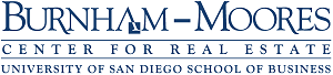 Burnham-Moores logo, which represents real estate partnership