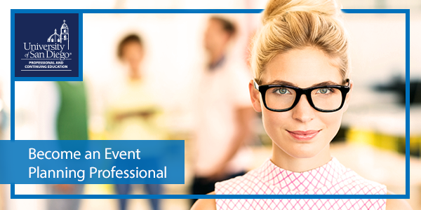 Event Management Certificate | University of San Diego Professional ...