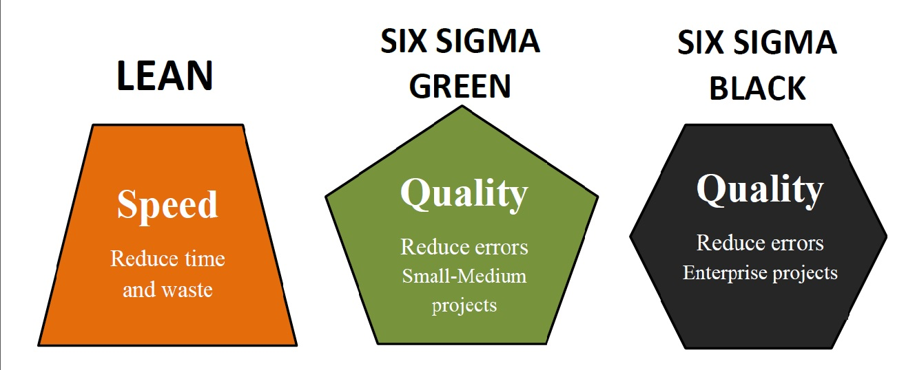 Lean and Six Sigma Programs