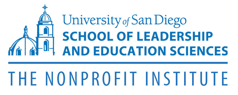 University of San Diego SOLES Nonprofit Institute logo